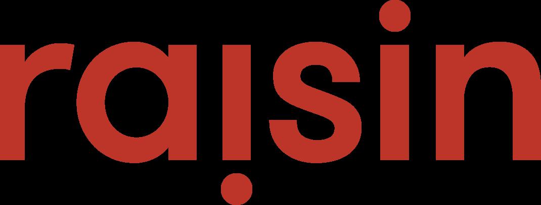 raisin_logo_colour_ fundraising platform